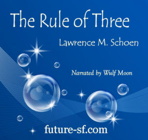Future Science Fiction Digest - The Rule of Three Podcast